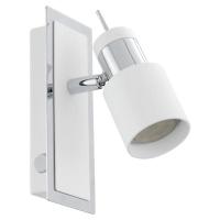 Lampa de citit LED Eglo Davida 92084, cu intrerupator