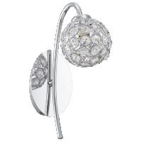 Aplica trendy Eglo Beramo 92568 cristal