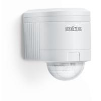 Senzor de miscare infrarosu 240°, Alb