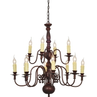 Candelabru Royal 0039, 12x 40W