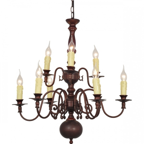 Candelabru Royal 0040, 9x 40W