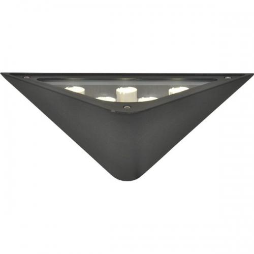 Aplica LED Chicago 0639, 5W antracit