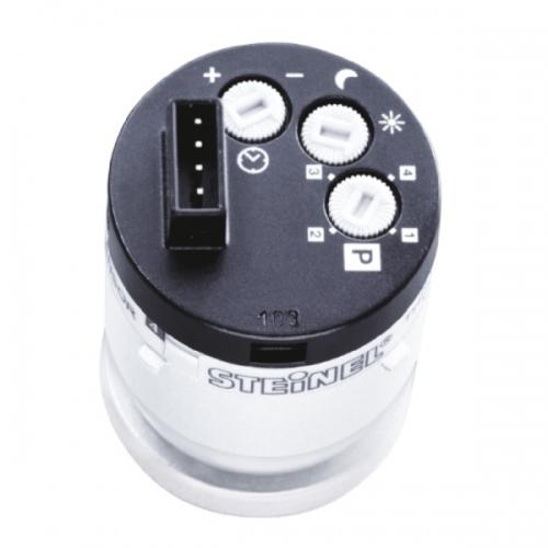 Senzor de miscare 360° infrarosu etans IP54 alb