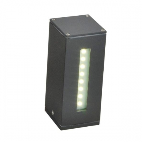 Lampa de pavaj LED Arizona 0645, 3.2W antracit, 15cm