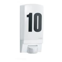 Aplica numar de casa cu senzor 650513, Alb
