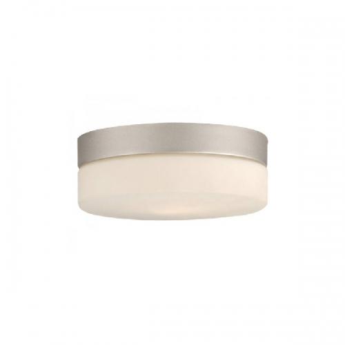 Plafoniera baie moderna rotunda ultraplata Globo Lighting Vranos 1 x 60 W E27 230V IP44 32111