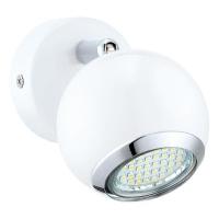 Aplica Eglo Bimeda 31001, 1x2,5W LED, Alb