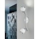 Plafoniera Eglo Bimeda 31002, 2x2,5W LED, Alb