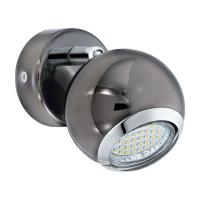 Aplica Eglo Bimeda 31005, 1x2,5W LED, Nichel