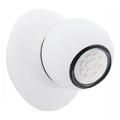 Plafoniera Eglo Norbello 3 93167, 1x5W LED, Alb
