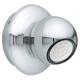 Plafoniera Eglo Norbello 2 93164, 1x5W LED, Crom