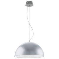 Pendul Eglo Gaetano 92955, 24W LED, Argintiu