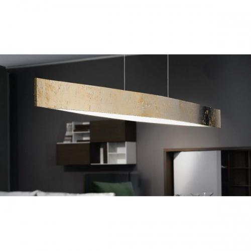 Suspensie Eglo Fornes 93341, 4x6W LED, Auriu