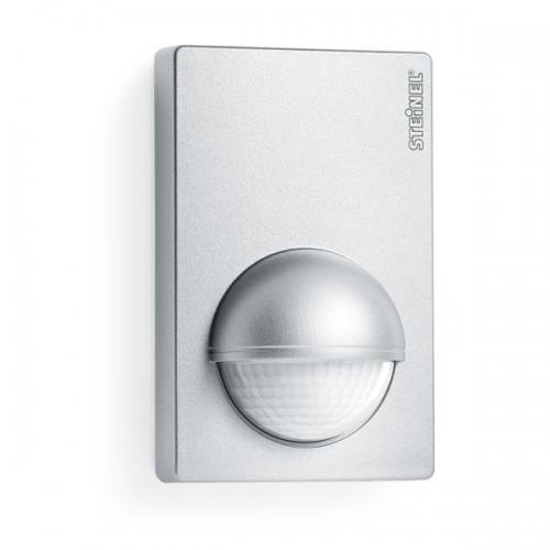 Senzor de miscare infrarosu 180° IP54 perete, Inox