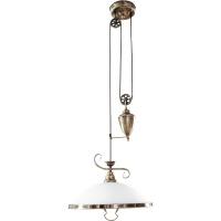 Pendul contragreutate Rabalux Elisett 2756, 1x60W, Bronz