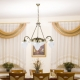 Lustra clasica dormitor si living Annabella 8633, 240W, Bronz