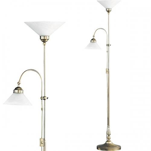 Lampadar Rabalux Marian 2708, 2x60W, Bronz