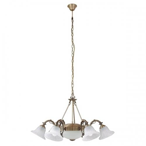 Lustra Rabalux Orchidea 8556, 360W, Bronz