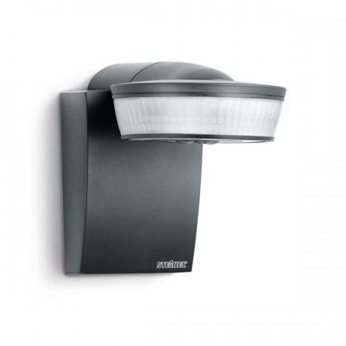 Senzor SensIQ cu telecomanda 3x100°, Negru