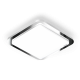 Plafoniera RS LED D1 Crom cu senzor miscare 360°, 800 lm, 10W-LED, IP44