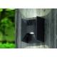 Aplica Eglo Morino 93319, 2x2.5W LED, Antracit