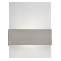 Aplica Eglo Nadela 93438, 2x2.5W LED, Inox