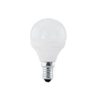 Bec Eglo E14-LED, 4W, G45, alb cald, 11419