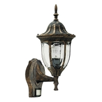 Lampa cu senzor Rabalux Milano 8370, Aurie