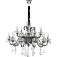 Dunja Globo 64104-15, candelabru cristal