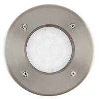 Spot LED pt podea Lamedo 93482, 2.5W rotund IP65/IP67