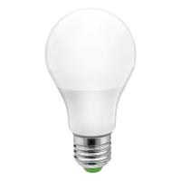 Bec E27-LED-A60, 9W, alb cald