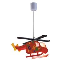 Helicopter 4717 Rabalux, pendul, E27, 1x40W, Multicolor