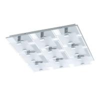 Vicaro 93315 Eglo, plafoniera, LED, 9x2,5W, Crom