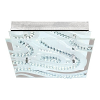 Verdesca 93922 Eglo, plafoniera, LED, 4x5.4W, Cristal