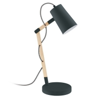 Torona 94034 Eglo, lampa de birou, E27, 1x60W, Negru