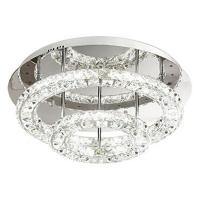 Toneria 39003 Eglo, plafoniera, LED, 36W, Cristal