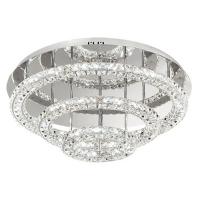 Toneria 39002 Eglo, plafoniera, LED, 77W, Cristal