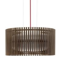 Roverato 94011 Eglo, pendul, LED, 2x18W, Maro