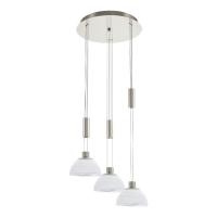 Montefio 93467 Eglo, suspensie LED, 3x6W, Nichel