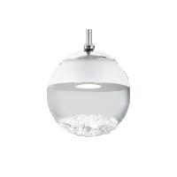 Montefio 1 93708 Eglo, pendul LED, 1x5W, Crom