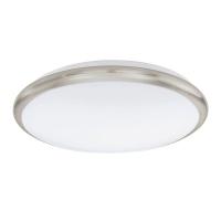 Manilva 93498 Eglo, LED, 12W, Nichel Mat