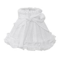 Abajur textil Vintage 49441 alb