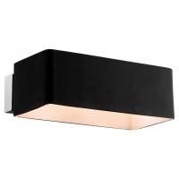 Aplica Ideal Lux BOX AP2 NERO 9513