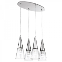 Suspensie Ideal Lux CONO SP4 83490