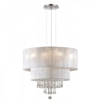 Lustra cristal sintetic Ideal Lux OPERA SP6 68299