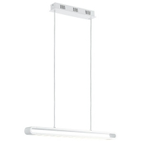 Suspensie Eglo Perillo 93968, 48W LED, Alb reglabil touch