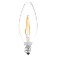 Edison Vintage 11492 E14-B35-LED FILAMENT, 2W 200lm 2700K
