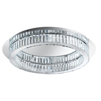 Plafoniera cristal Corliano 39014 Eglo, 36W LED, 700mm