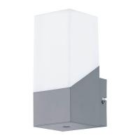 Aplica exterior Roffia 94087 Eglo, 1x3,7W LED, argintiu