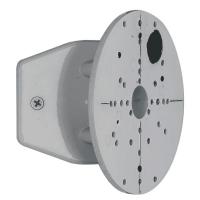 Suport metalic colt aplice exterior, 94112 Eglo, inox